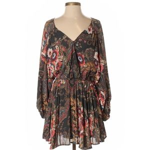 Free People Paisley Tunic